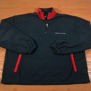 Tommy Hilfiger Men's Half Zip Pullover Sz XXL